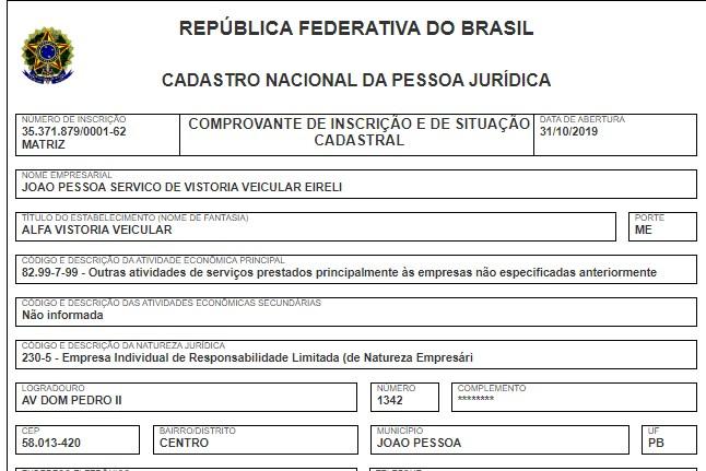 Eireli - Detran-PB credencia empresa de taquigrafia e estenografia para fazer vistoria veicular - ENTENDA
